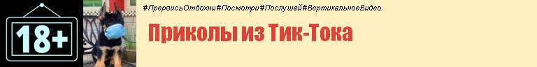 Тиктокер