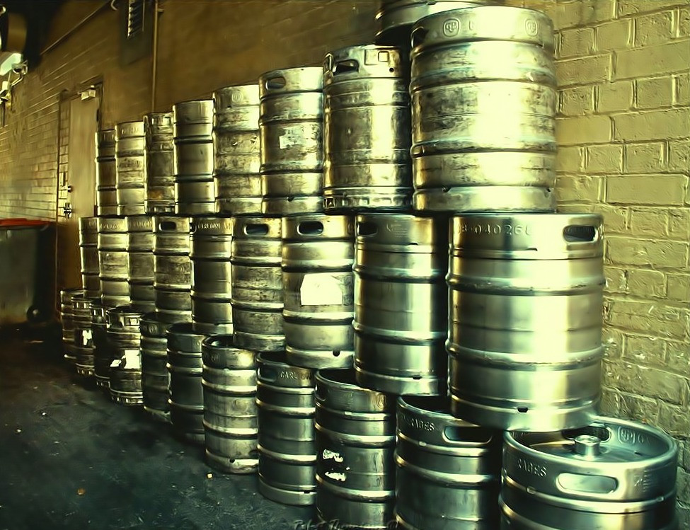 живое пиво в кеге 50 л