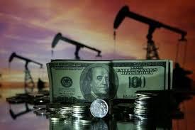 Доходы России от продажи нефти рухнули на 40,9%...
