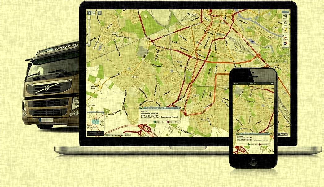 GPS Мониторинг транспорта