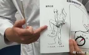 Обязательный мазок. В Китае довели до совершенства процедуру взятия пробы на ковид...