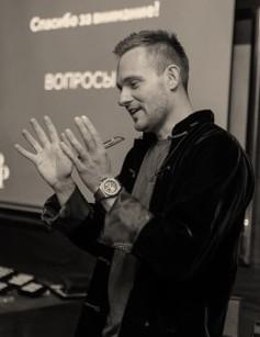 Илья Поднебесных - основатель и управляющий партнер семейного ювелирного дома Поднебесных